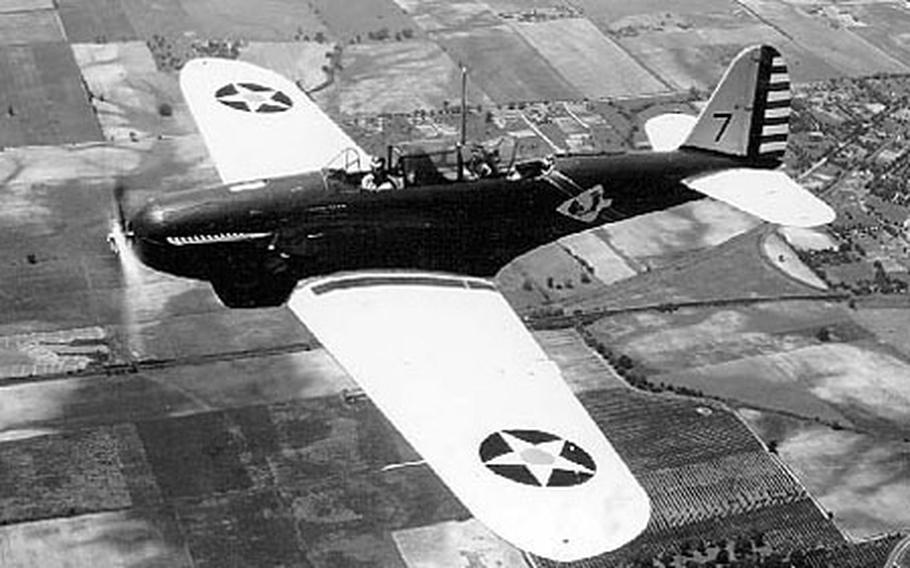 The Army Air Corps P-30 aircraft—the first with retractable landing gear and an enclosed heated cockpit—was ordered for mass production at the end of 1934. The fighter had machine guns that fired through the propeller and could reach speeds up to 270 mph.