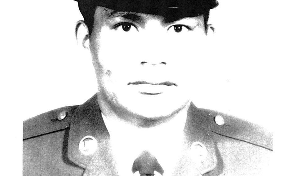 Airman 1st Class Rudy Victor Redd