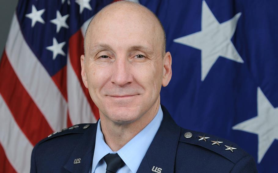 Lt. Gen. David W. Allvin.