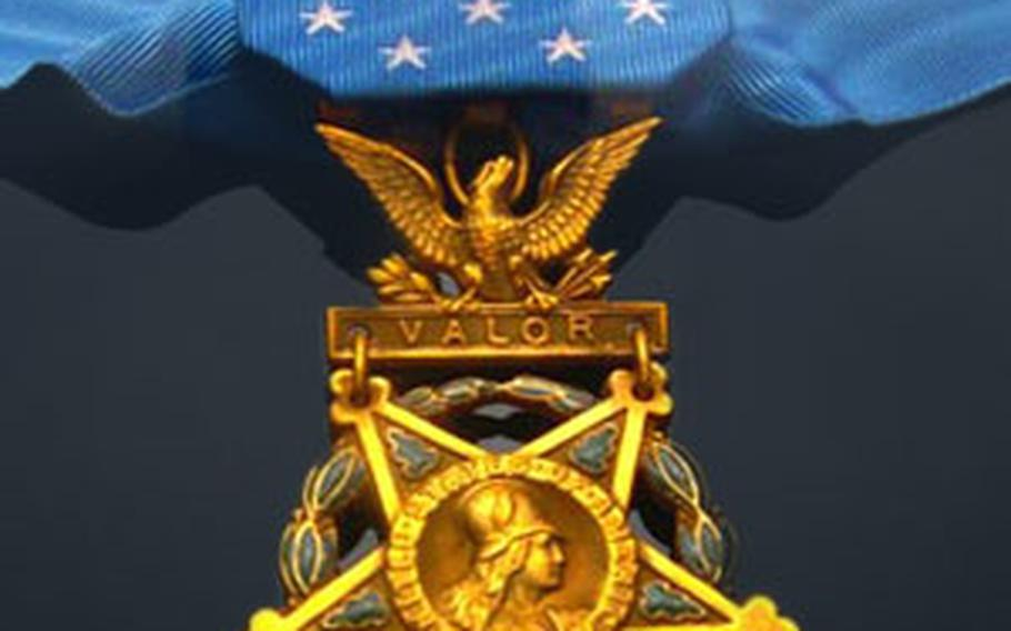 The White House announced April 16, 2012, that President Barack Obama will award Army Spc. Leslie H. Sabo, Jr., the Medal of Honor for his heroic actions in combat on May 10, 1970, while serving as a 101st Airborne Division rifleman in Se San, Cambodia.