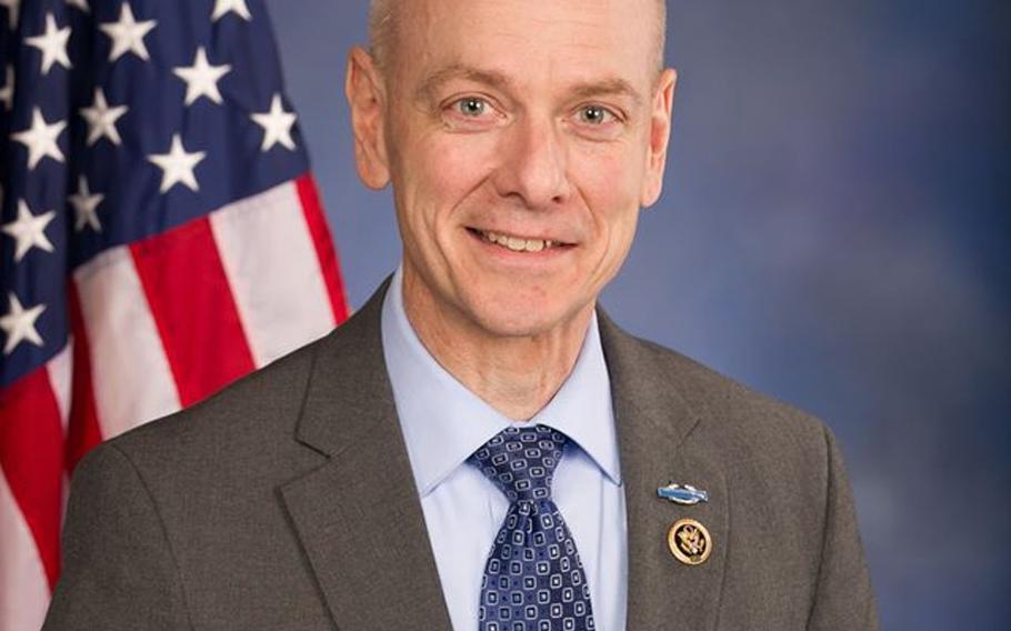 Republican Rep. Steve Russell of Oklahoma.