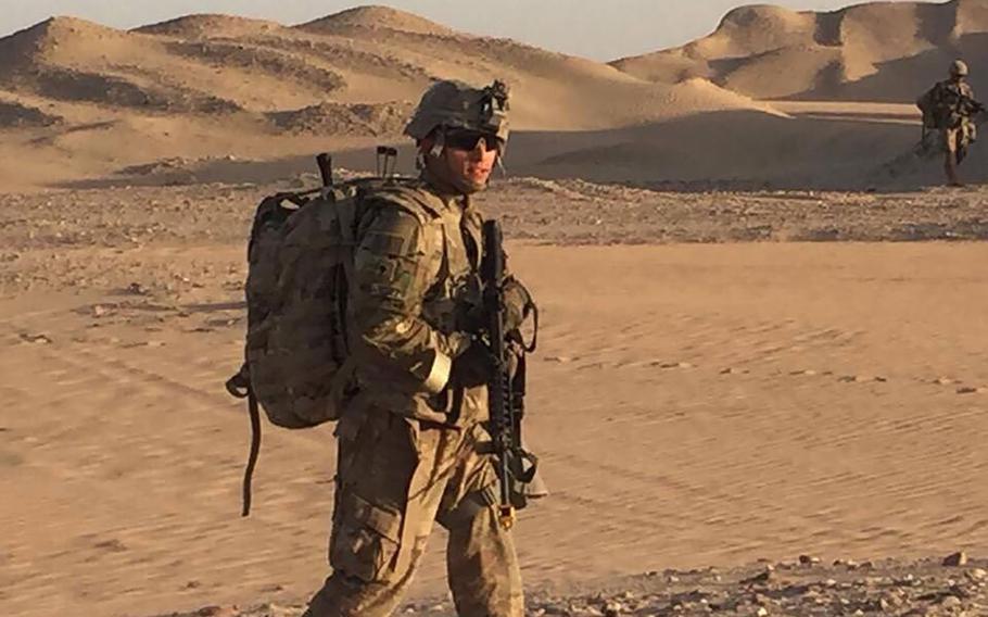 U.S. Army Spc. John P. Rodriguez of Hemet, California died Jan. 12, 2017 in a non-combat related incident.