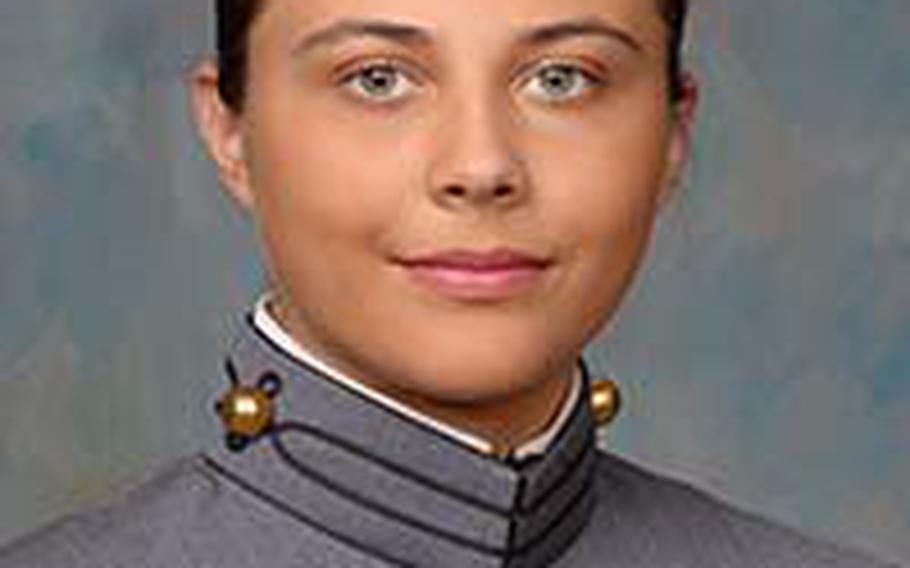 U.S. Army 1st Lt. Stephanie Hetland, 26, was killed in a Texas car crash on Saturday, Nov. 18, 2017.