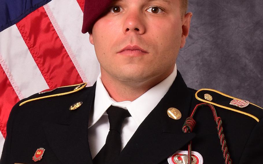Staff Sgt. Ian Paul McLaughlin