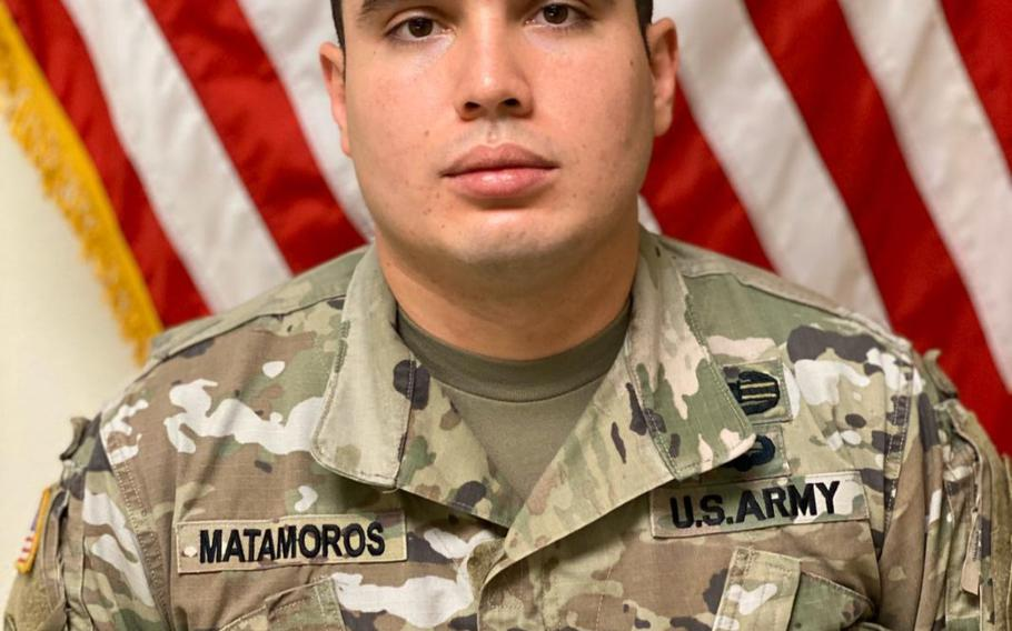 Sgt. Roger Matamoros Chavarria
