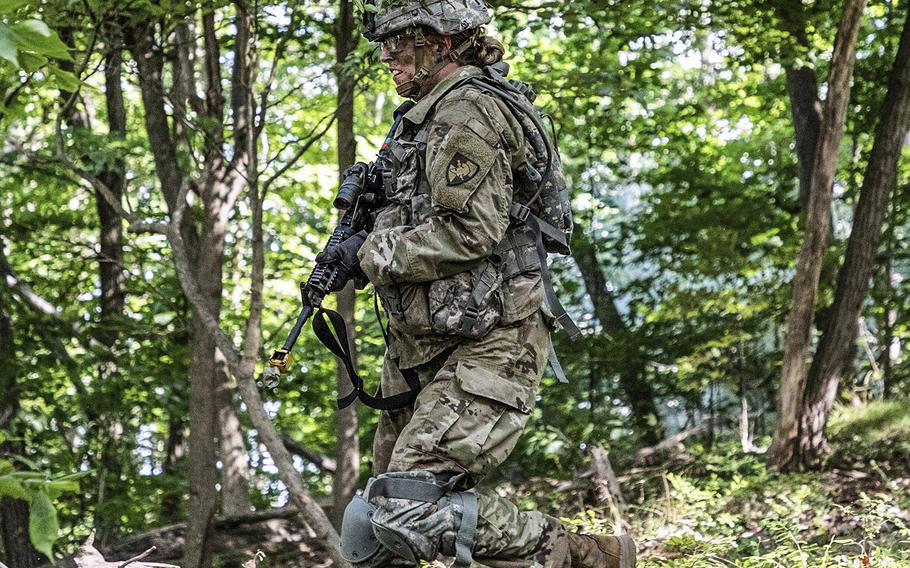 Sen. Maggie Hassan, D-N.H., has asked Army Secretary Ryan McCarthy to review how women entering the U.S. Military Academy at West Point, N.Y., are issued Army Combat Uniforms. Female cadets are not given access to smaller-sized uniforms until after completing cadet basic training in potentially ill-fitting clothing.