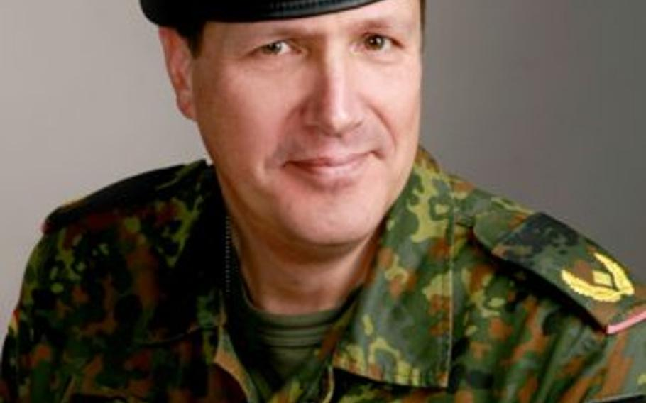 Brig. Gen. Markus Laubenthal, commander of the Bundeswehr's Panzerbrigade 12 (12th Armored Brigade) has been named as the next chief of staff for U.S. Army Europe. Laubenthal is the first German officer to be assigned to the USAREUR position, where he will synchronize the activities of the USAREUR staff in much the same manner as his American predecessors.  U.S. Army