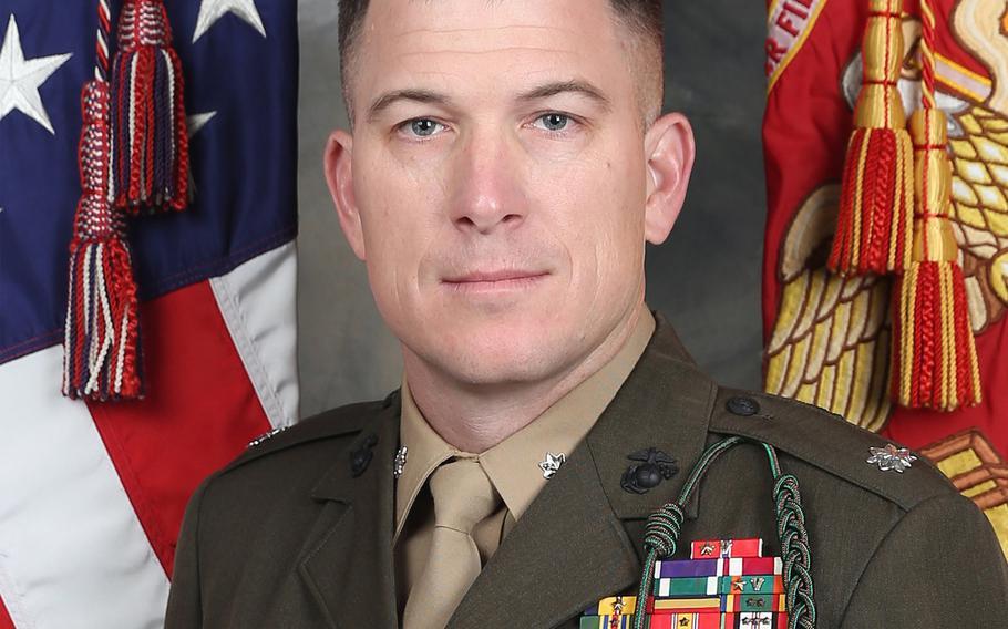Lt. Col. Geoff Hollopeter