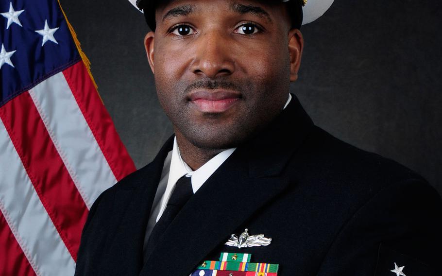 Command Master Chief Ralph S. Crowder III