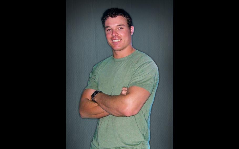 Senior Chief Petty Officer Kyle Milliken.