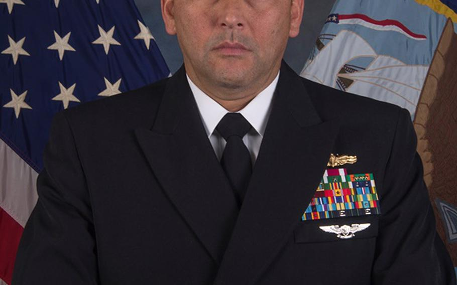 Navy officials declined to provide additional details about Cmdr. Bob Bowen's firing on Thursday, Jan. 16, 2020, but one official said it was not related to any criminal allegations.