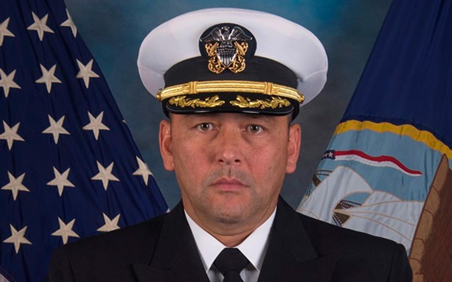 Navy officials declined to provide additional details about Cmdr. Bob Bowen's firing, but one official said it was not related to any criminal allegations.