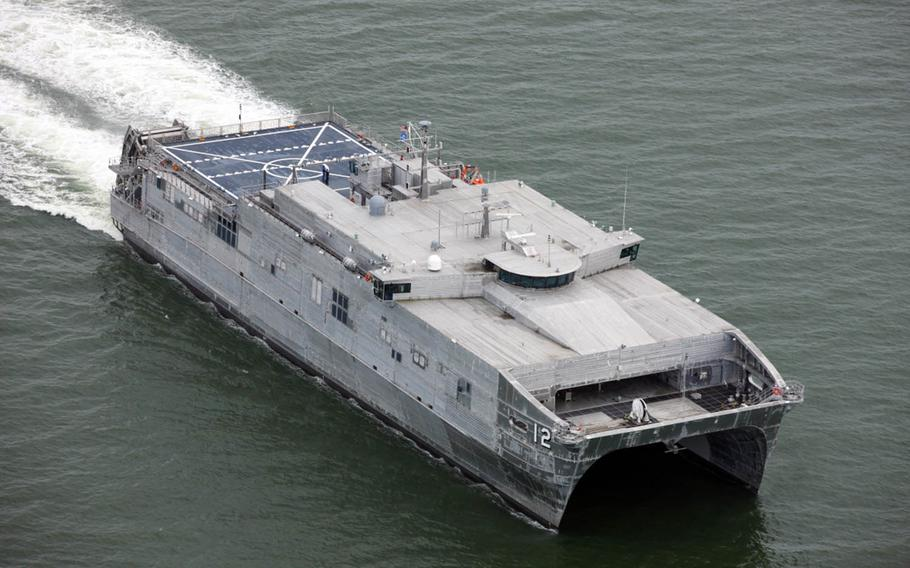 The USNS Newport successfully competed sea trials on July 30, 2020.