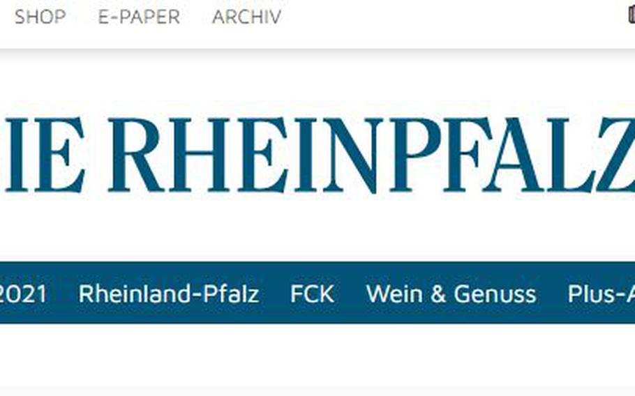 """An article from the German Newspaper """"Die Rheinpfalz""""helped connect a woman adopted by a U.S. Army chaplain and his wife and brought to the United States with her brother."""