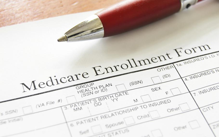 The Official U.S. Medicare Handbook in 2018.