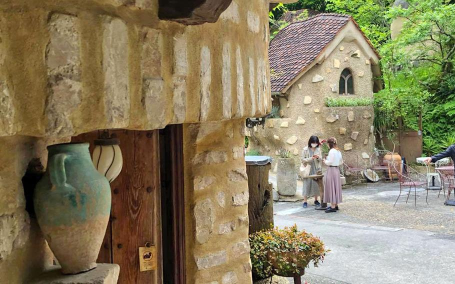 Nukumori No Mori, a whimsical shopping and dining village in Shizouka prefecture, Japan, allows visitors to escape to a Studio Ghibli-like atmosphere in the forest.
