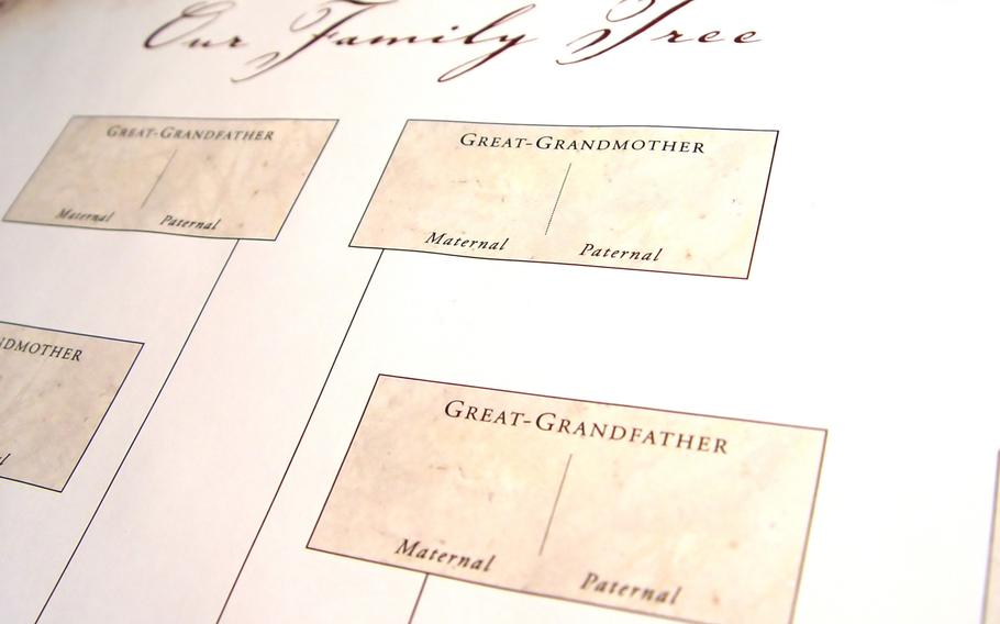 Looking to the elders in the family, even those not in your direct lineage, can prove useful when trying to trace your family tree.