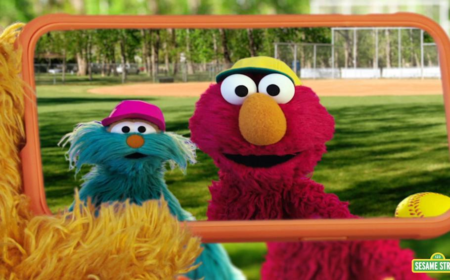 Elmo from Sesame Street has taken on the role of a military child in a series of videos, printable activities and articles designed to teach kids how to cope when a parent leaves for a temporary assignment.