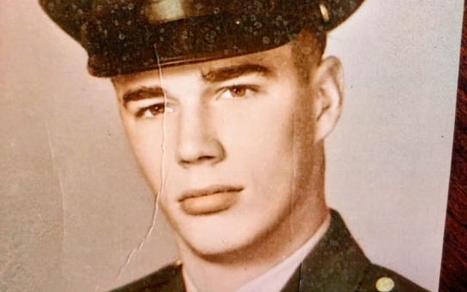 """Robert """"Bob"""" Labadie, who was awarded a Silver Star while a second lieutenant in the U.S. Army serving in Vietnam in 1969, was inducted into the Ohio Military Hall of Fame for Valor."""