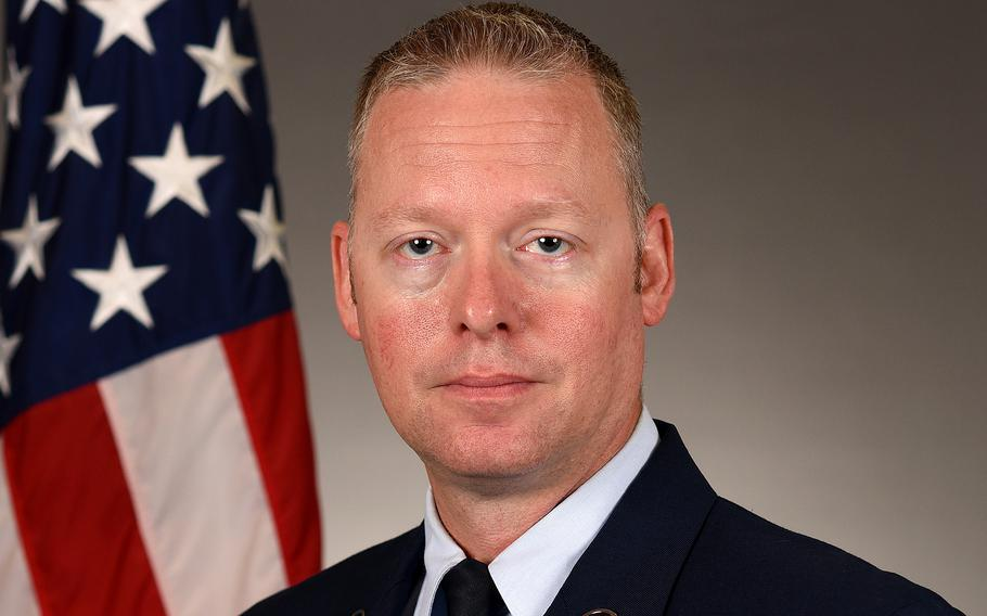 Chief Master Sgt. Benjamin W. Hedden is the new U.S. Air Forces in Europe and Air Forces Africa command chief master sergeant, replacing Chief Master Sgt. Brion P. Blais, according to an Air Force statement.