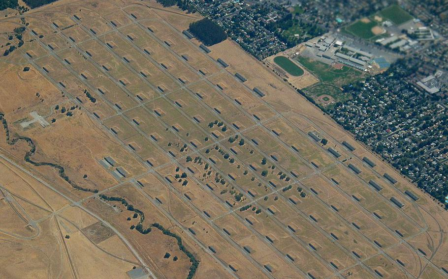 Concord Naval Weapons Station, Concord, Calif.