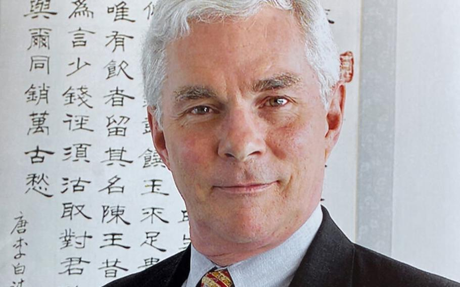 Jack Downing in 1999.