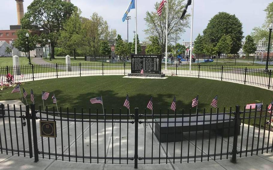 Boston will mark the 40th anniversary of the South Boston Vietnam Memorial on Sunday, Sept. 12, 2021, with a memorial mass at St. Brigid Church and a rededication ceremony.