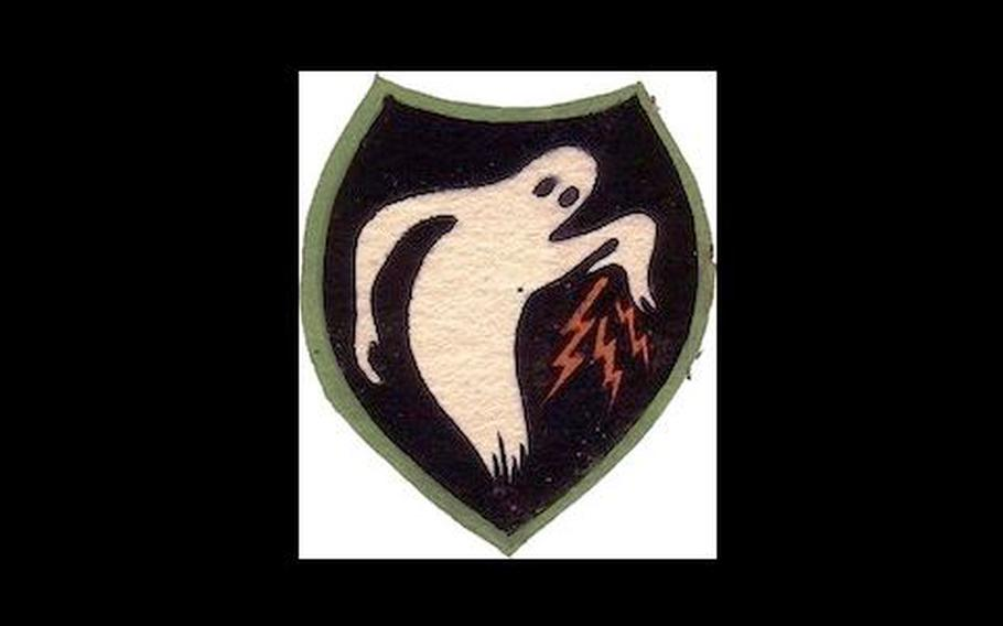 The Ghost Army patch.