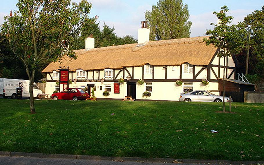 Ye Olde Hob Inn, Bamber Bridge, England, was where the Battle of Bamber Bridge, a bloody fight between Black and white U.S. soldiers, took place in 1943.
