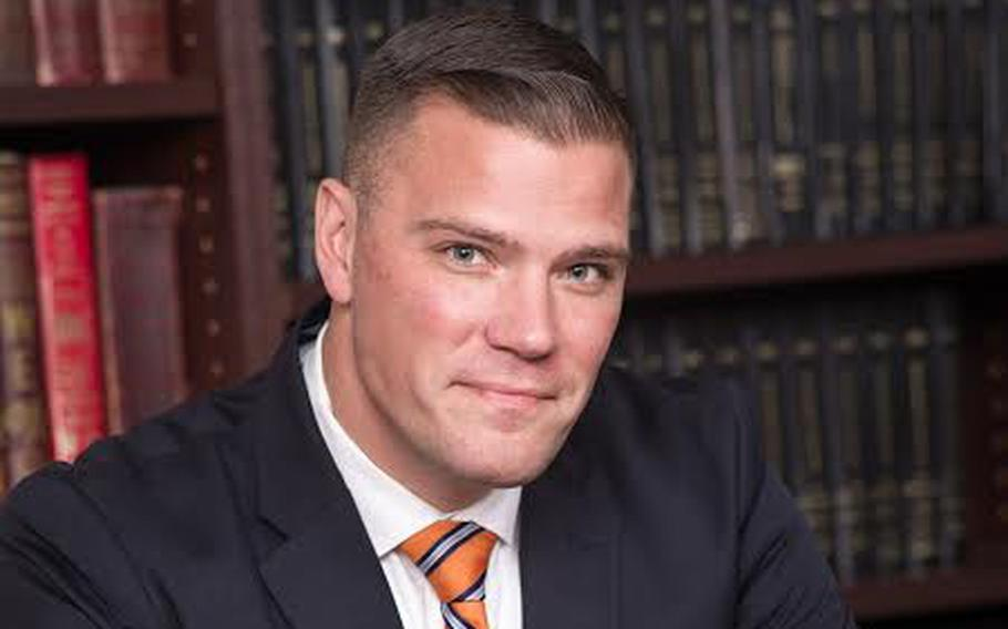 Army veteran and former U.S. congressional candidate Kyle Van De Water, 41, was found by Town of Poughkeepsie Police at the Poughkeepsie Rural Cemetery on Tuesday night.