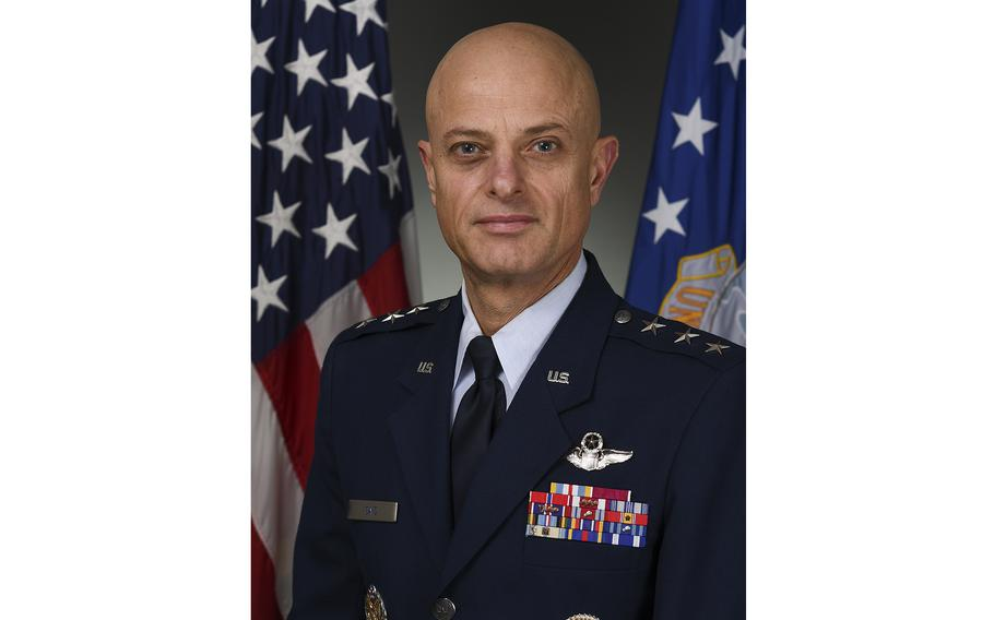 Lt. Gen. Sami D. Said is the Inspector General of the Department of the Air Force.