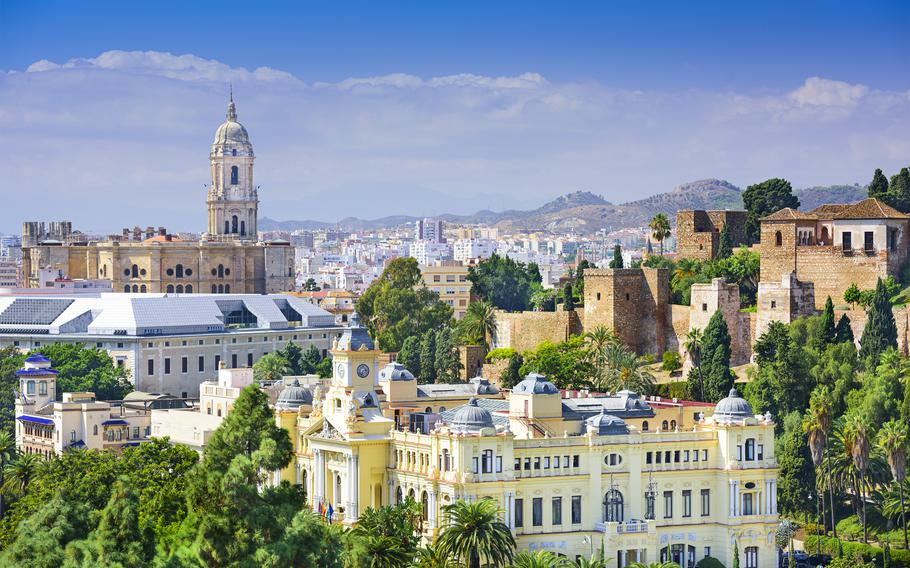 Rota is planning a tour to Malaga, Spain, for July 17.