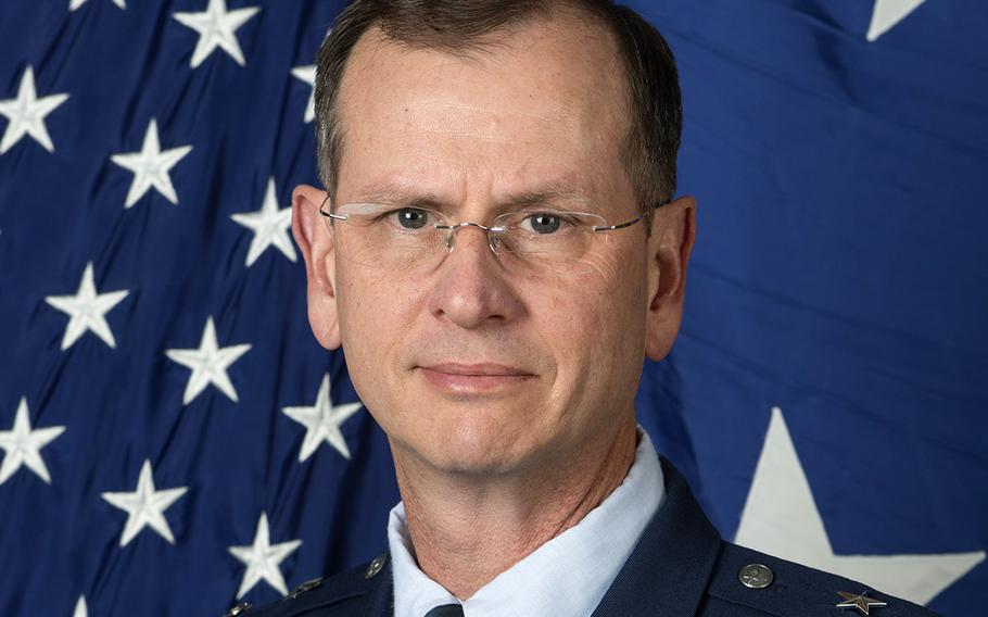 """Retired U.S. Air Force Maj. Gen. Randy """"Church"""" Kee will oversee the establishment of a new Defense Department regional center focused on the Arctic."""