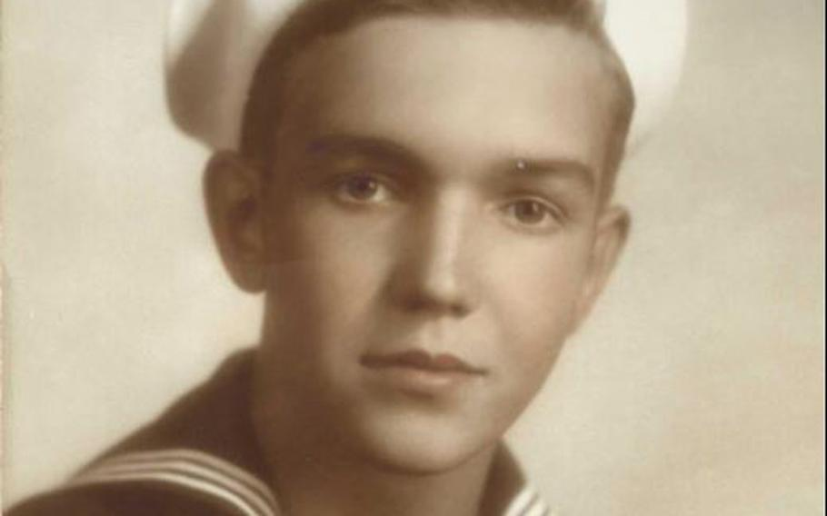Eugene Blanchard was killed when the USS Oklahoma was torpedoed in Pearl Harbor in 1941.