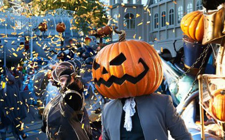 Ansbach Outdoor Recreation will travel to Europa Park on Oct. 30 to enjoy the amusement park's Halloween experience.