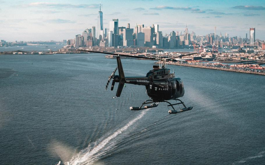 Orlando is not the only city looking to launch air taxi service. Blade Urban Air Mobility Inc., which has continuous helicopter flights between Manhattan and John F. Kennedy Airport every weekday, announced it has partnered with Vertiport Chicago to launch an air taxi service.