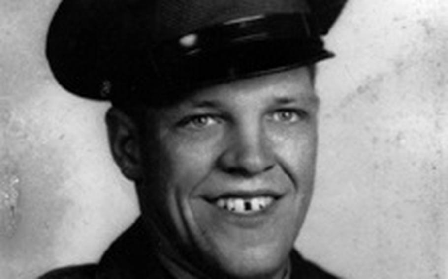 Army Pfc. Philip T. Hoogacker was last seen after receiving first aid for a minor shrapnel wound. DPAA historians believe Hoogacker was captured by the Korean People's Army and forcibly marched toSeouland then on toPyongyang, where he died as a prisoner of war.