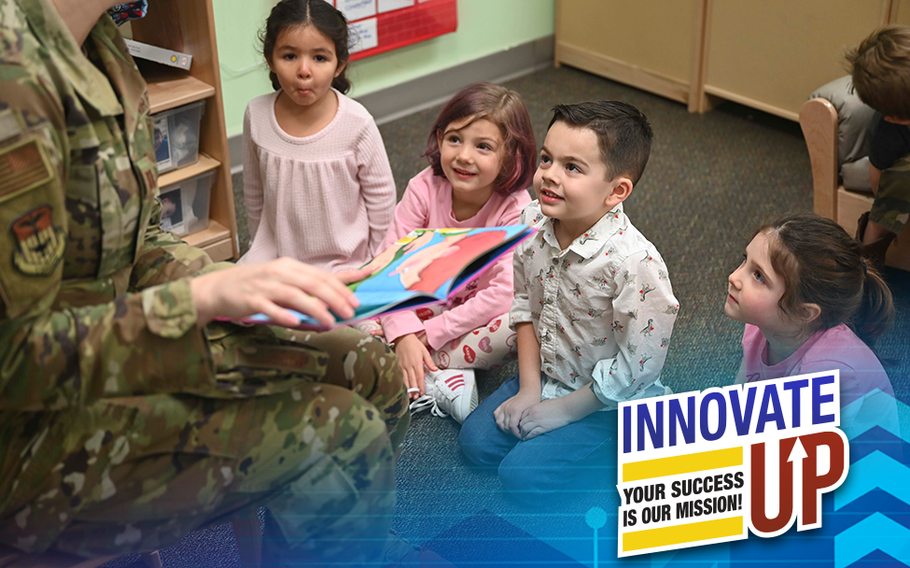 The Air Force Installation and Mission Support Center is testing a mobile app designed to centralize and streamline the subletting of short-term slots at military child development centers this summer.