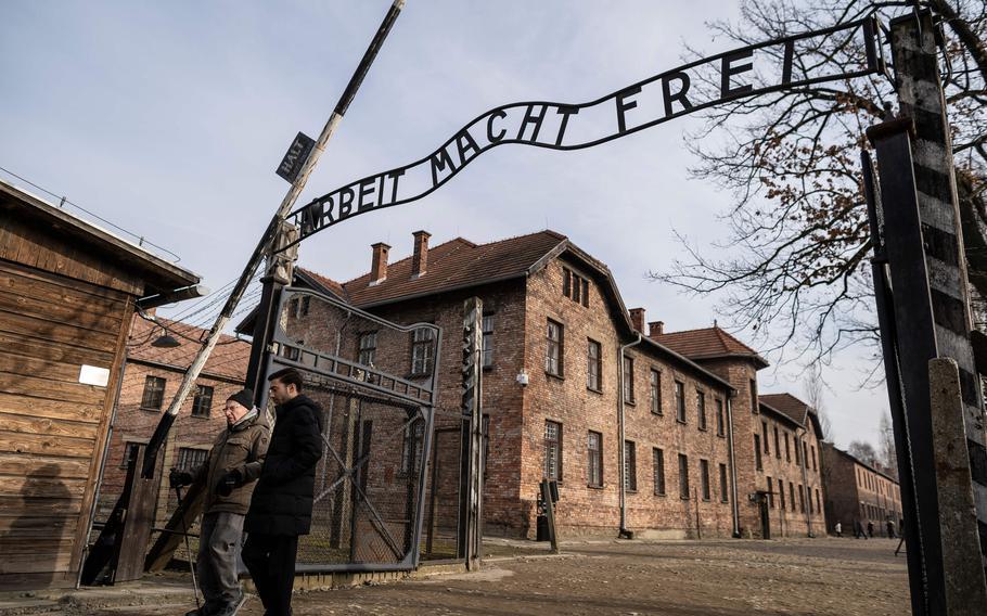 Kaiserslautern Outdoor Recreation offers a Sept. 26 tour of Poland's Krakow and the Nazi death camp Auschwitz-Birkenau.