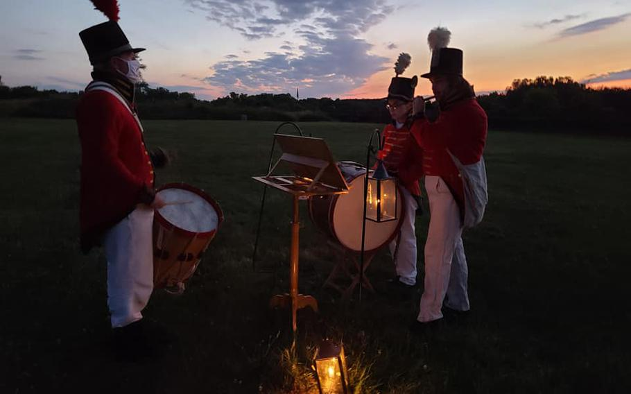 The After Dark Lantern Tours are now in their second year at Fort Meigs.