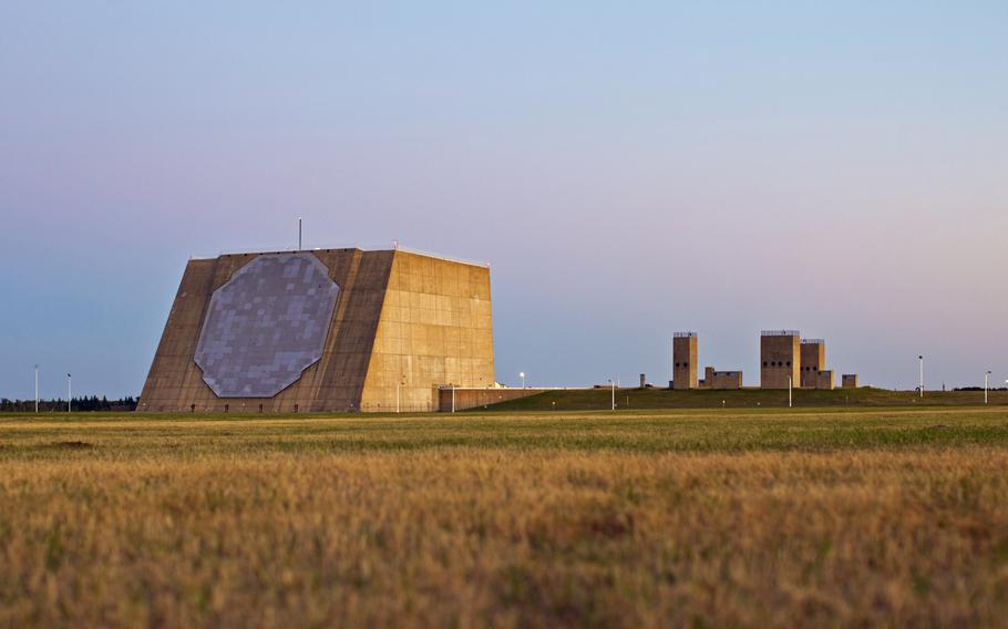 Cavalier Air Force Station, N.D., home of the 10th Space Warning Squadron, has led the way in the fields of missile warning and space surveillance with its powerful Perimeter Acquisition Radar Characterization System, or PARCS.