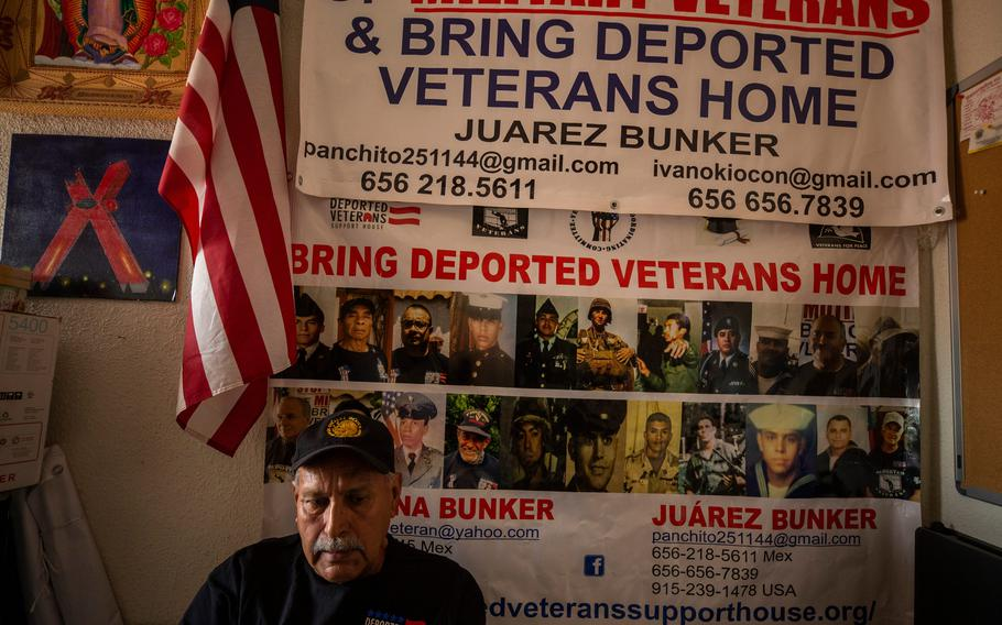 Francisco Lopez was drafted as a teenager to go fight in the Vietnam War in the U.S. Army in 1967.