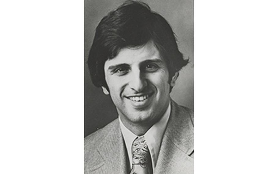 Former U.S. representative Anthony Moffett, D-Conn.