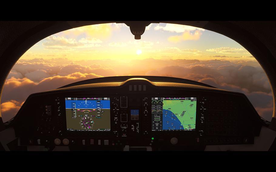 Microsoft Flight Simulator throws players headfirst into the world of aviation.
