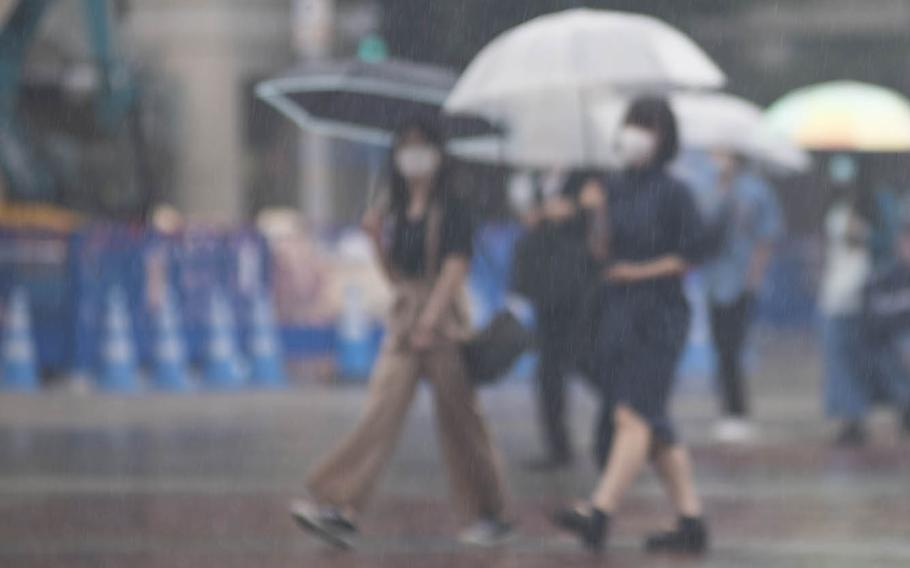 The Tokyo Metropolitan Government reported 5,773 people had tested positive on Friday, Aug. 13, 2021.