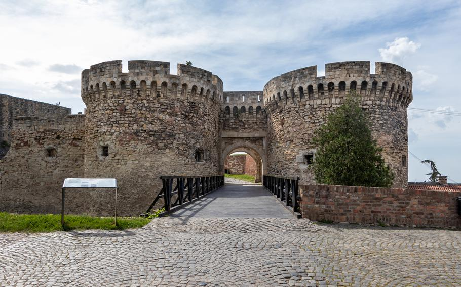Serbia's Belgrade Fortress contains the Belgrad Military Museum, which has a vast collection of old and new military weaponry.