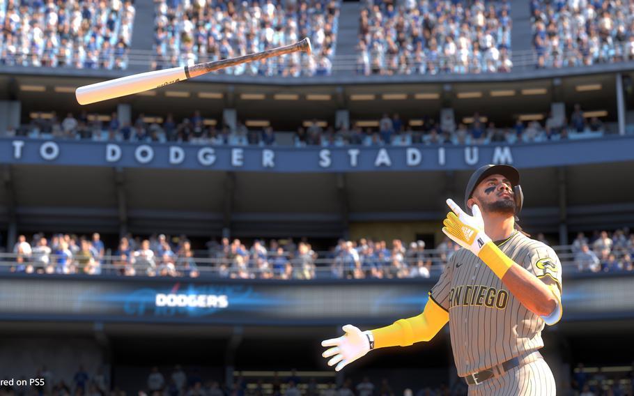 Baseball star Fernando Tatis Jr. is the face of MLB The Show 21.