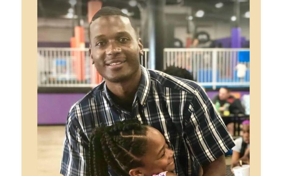 Johnnie Will Anderson III was 30 and leaves behind a 10-year-old daughter.