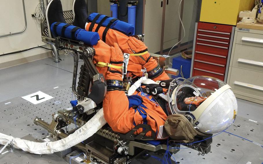 NASA mannequin that will be sent to the moon needs a name.