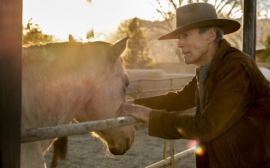 """Clint Eastwood returns to the Western genre in """"Cry Macho."""""""